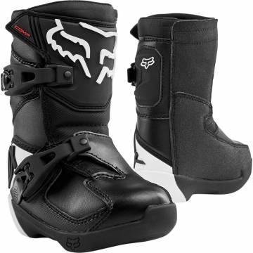 FOX Comp K Kinder Stiefel   schwarz   24015-001 Übersicht
