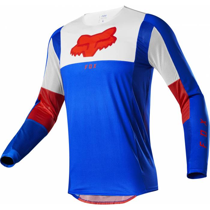 FOX AIRLINE PILR Motocross Shirt, 24859-149