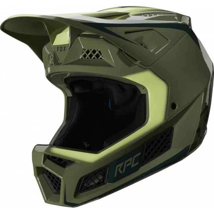 FOX Rampage Pro Carbon Mountainbike Fullface Helm, 26803-391