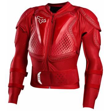 Fox Titan Sport Protektorenjacke, rot, 24018-122
