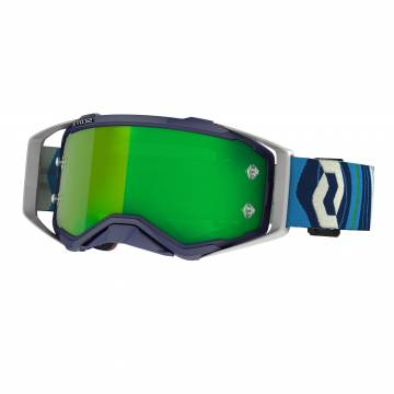 SCOTT Prospect Motocross Brille, blau/weiss, 272821-1413279