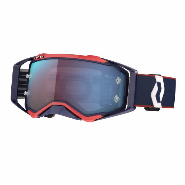 SCOTT Prospect Motocross Brille, blau/rot, 272821-6667349