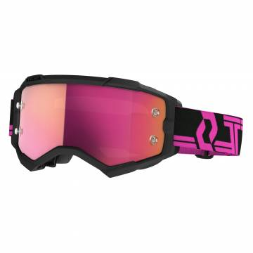 SCOTT Fury Motocross Brille, schwarz/pink, 272828-1254340