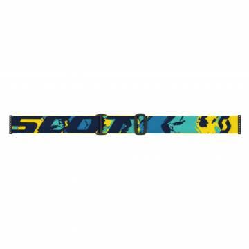SCOTT Fury Motocross Brille, blau/orange, 272828-1454349 Brillenband