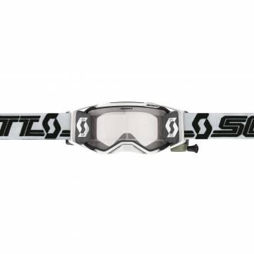 SCOTT Prospect Super WFS Motocross Roll-Off Brille, weiss/schwarz, 278595-1035113