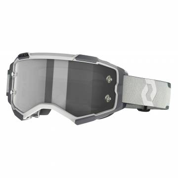 SCOTT Fury LS Motocross Brille, grau, 272827-0011327
