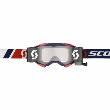 SCOTT Fury WFS Motocross Roll-Off Brille, rot/blau, 278596-1228113
