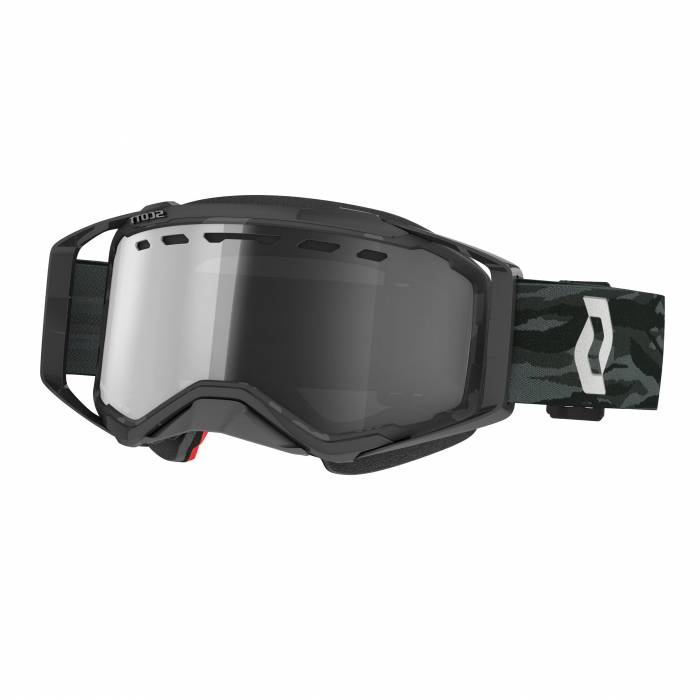 SCOTT Prospect Enduro LS Motocross Brille, schwarz camo, 272824-6799343