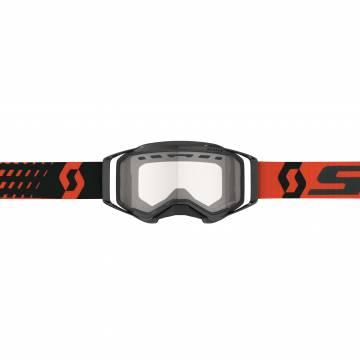 SCOTT Prospect Enduro LS Motocross Brille, schwarz/orange, 272825-1008043