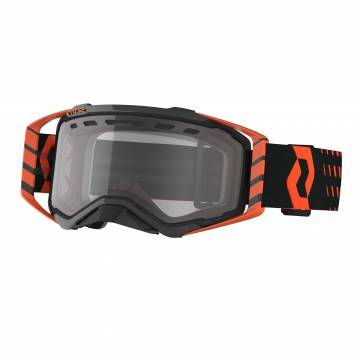 SCOTT Prospect Enduro LS Motocross Brille, schwarz/orange, 272825-1008043
