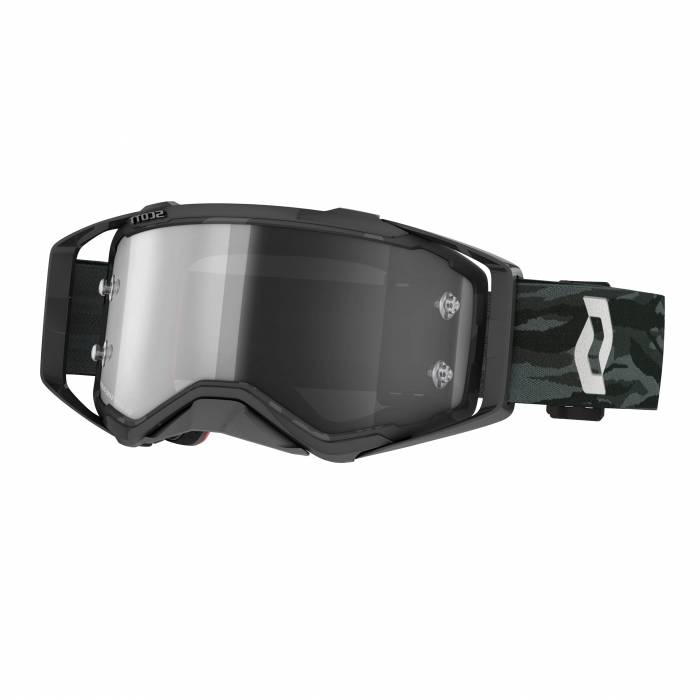 SCOTT Prospect San Dust LS Motocross Brille, schwarz camo, 272826-6799343