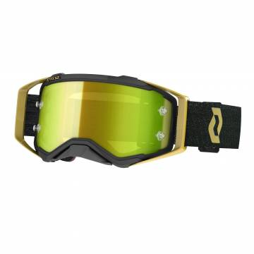 SCOTT Prospect Gold Edition Motocross Brille, schwarz/gold, 272821-1236289