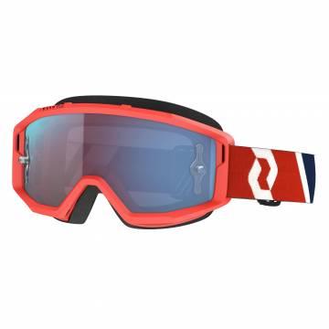 SCOTT Primal Motocross Brille, rot/blau, 278597-1228349
