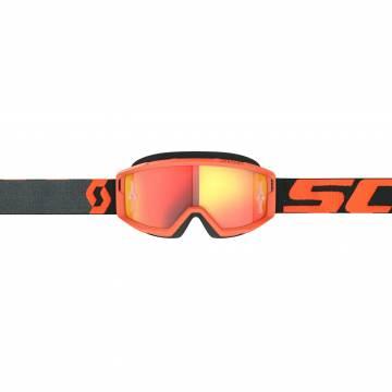 SCOTT Primal Motocross Brille, orange/schwarz, 278597-1008280 Frontansicht