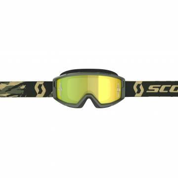 SCOTT Primal Motocross Brille, camo grün, 278597-6800289 Frontansicht
