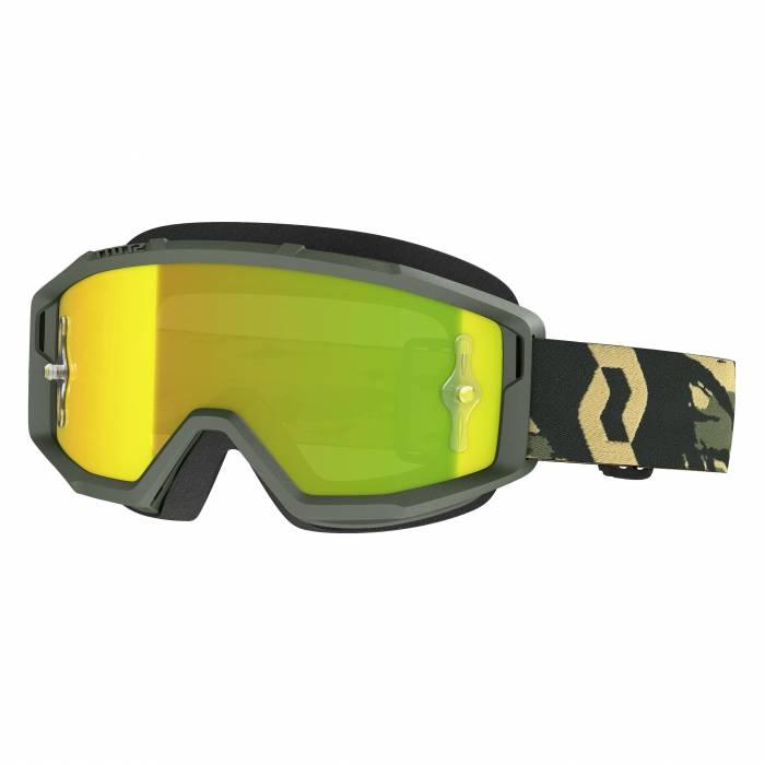 SCOTT Primal Motocross Brille, camo grün, 278597-6800289