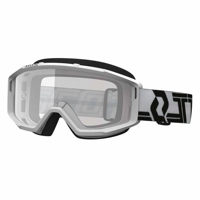 SCOTT Primal Motocross Brille, weiss, 278598-1035043