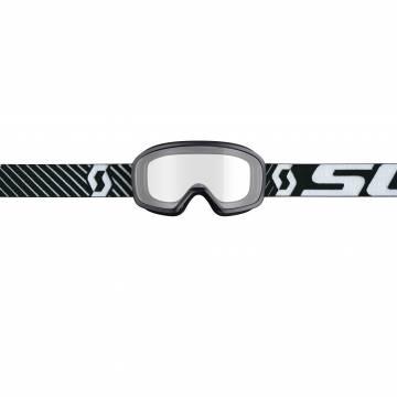 SCOTT Buzz Kinder Motocross Brille, schwarz, 272838-0001043 Frontansicht