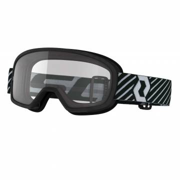 SCOTT Buzz Kinder Motocross Brille, schwarz, 272838-0001043