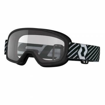 SCOTT Buzz Kinder Motocross Brille, schwarz, 272838-0001043