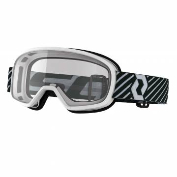 SCOTT Buzz Kinder Motocross Brille, weiss, 272838-0002043
