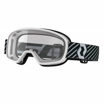 SCOTT Buzz Kinder Motocross Brille, weiss, 272838-0002043