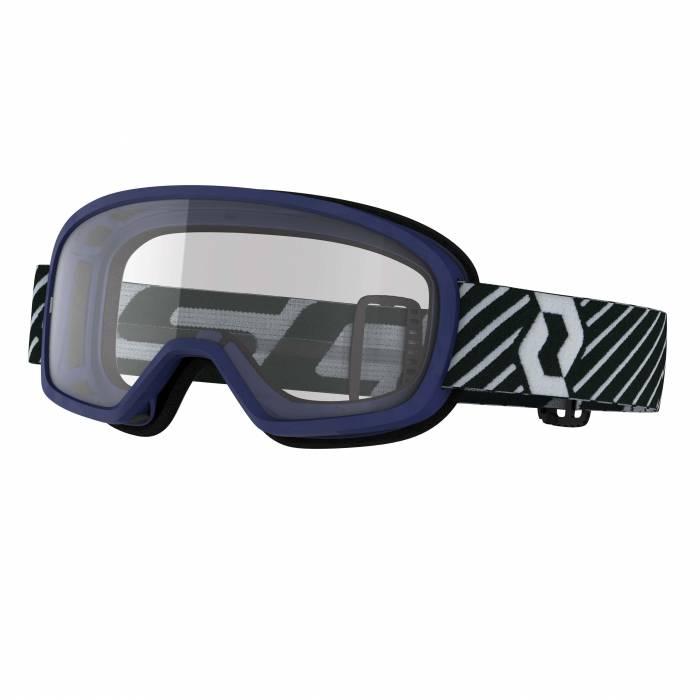 SCOTT Buzz Kinder Motocross Brille, blau, 272838-0003043