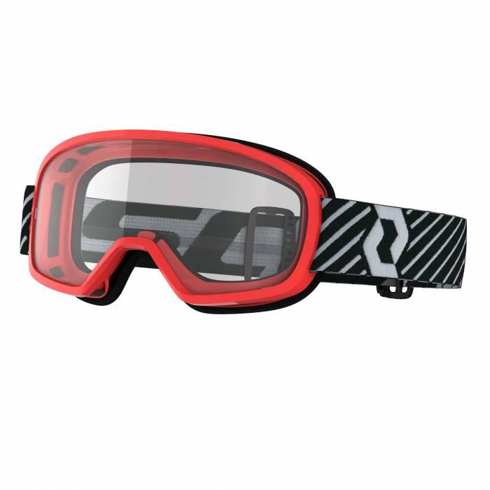 SCOTT Buzz Kinder Motocross Brille, rot, 272838-0004043
