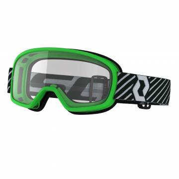 SCOTT Buzz Kinder Motocross Brille, grün, 272838-0006043