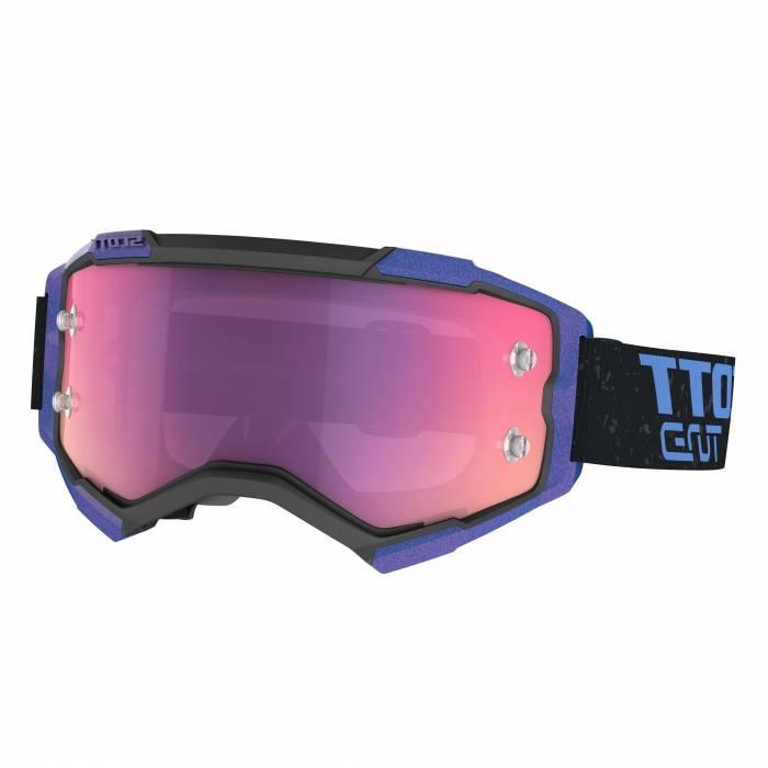 SCOTT Fury Tuned MTB Brille, blau/schwarz, 281174-6933281
