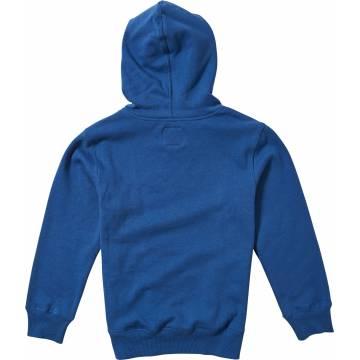 FOX Kinder Hoodie Legacy, blau, 15593-159 Rückansicht