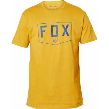 FOX Shield Premium T-Shirt, senfgelb, 24429-440