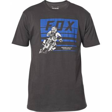 FOX Advantage Premium T-Shirt, dunkelgrau, 26001-587
