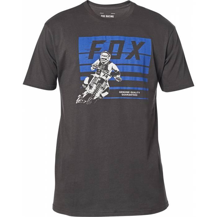 FOX Advantage Premium T-Shirt, dunkelgrau, 26001-587