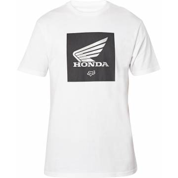 FOX Honda Update Premium T-Shirt, weiss, 25995-190
