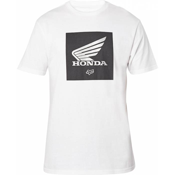 FOX Honda Update Premium T-Shirt, weiss, 25995-190