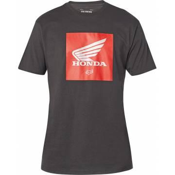 FOX Honda Update Premium T-Shirt, dunkelgrau, 25995-587