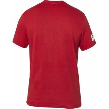 FOX Honda T-Shirt, rot, 26017-555 Rückansicht