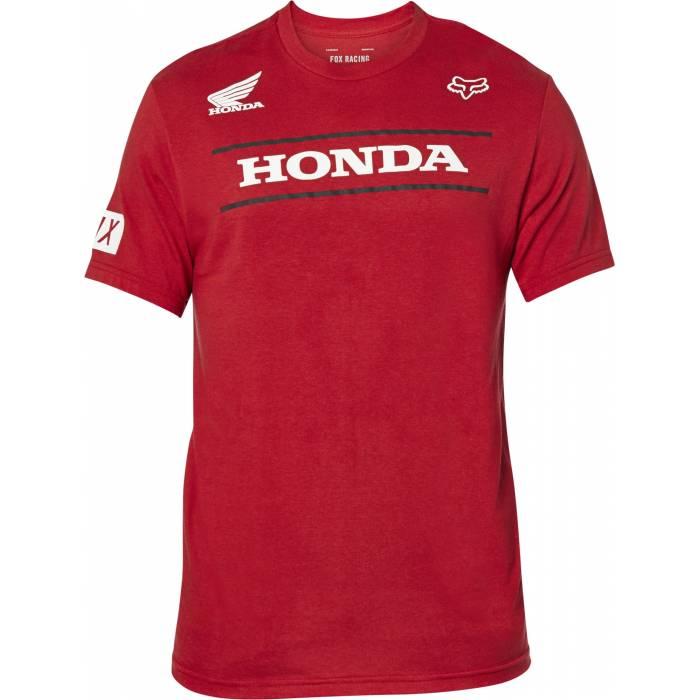FOX Honda T-Shirt, rot, 26017-555