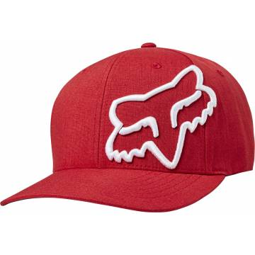 FOX Flexfit Cap Clouded, rot, 21974-054