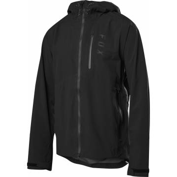 FOX Flexair Neoshell Water Mountain Bike Regenjacke, schwarz, 26140-001