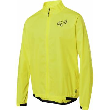 FOX Defend Mountainbike Windstopper Jacke, gelb, 25423-268