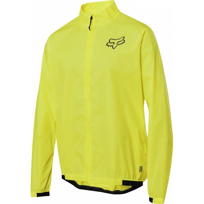 FOX Defend Mountainbike Windstopper Jacke, gelb, 25423-268