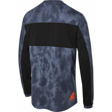 FOX Ranger DR Elevated Mountainbike langarm Shirt, dunkelblau, 26143-305 Rückansicht