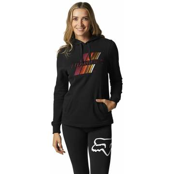 FOX Power Slide Damen Hoodie, schwarz, 25690-001