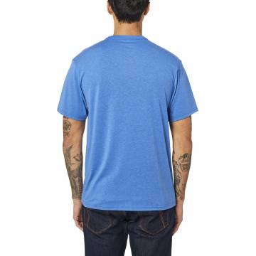 FOX Tech T-Shirt Herren Crest   dunkelblau   25993-598 Rückansicht