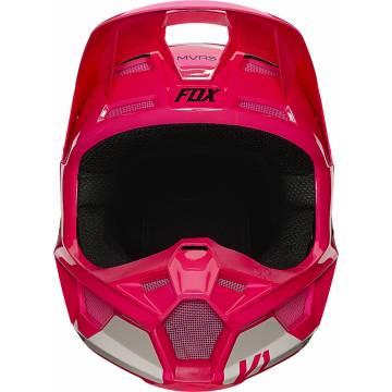 FOX V1 Revn Motocross Helm   pink   25819-170 Ansicht vorne