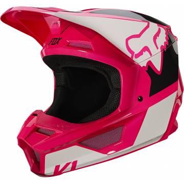 FOX V1 Revn Motocross Helm | pink | 25819-170