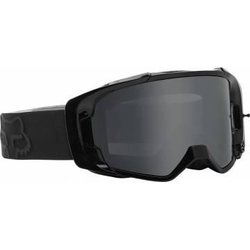 FOX Vue Stray Motocross Brille | schwarz | 25826-001-OS Seitenansicht
