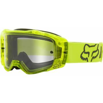 FOX Mach One Motocross Brille | neongelb | 25827-130-OS